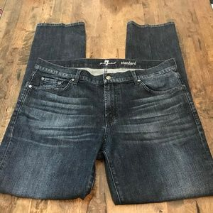 7 For All Mankind Standard Jeans 38